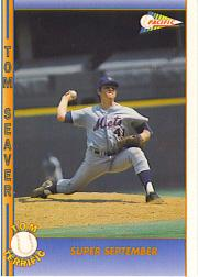 1992 Pacific Seaver #28 Tom Seaver/Super September
