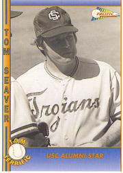 1992 Pacific Seaver #31 Tom Seaver/USC Alumni Star