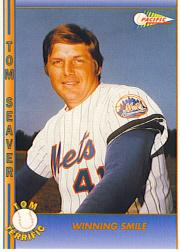 1992 Pacific Seaver #32 Tom Seaver/Winning Smile