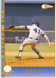 1992 Pacific Seaver #33 Tom Seaver/One-Hitter