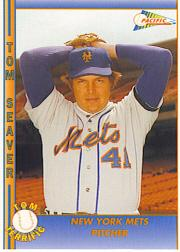 1992 Pacific Seaver #35 Tom Seaver/New York Mets Pitcher