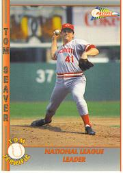 1992 Pacific Seaver #38 Tom Seaver/National League Leader
