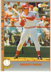 1992 Pacific Seaver #39 Tom Seaver/Smooth Swing