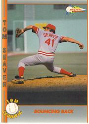 1992 Pacific Seaver #42 Tom Seaver/Bouncing Back