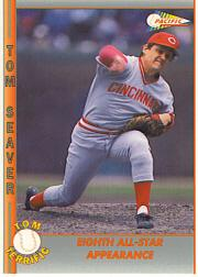 1992 Pacific Seaver #43 Tom Seaver/Eighth All-Star Appearance