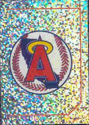 1992 Panini Stickers #13 Angels Team Logo