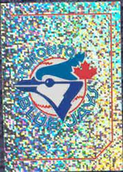 1992 Panini Stickers #33 Blue Jays Team Logo