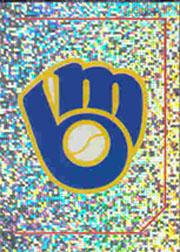 1992 Panini Stickers #43 Brewers Team Logo