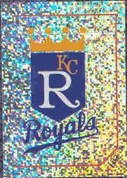 1992 Panini Stickers #103 Royals Team Logo