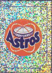 1992 Panini Stickers #150 Astros Team Logo