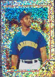 1992 Panini Stickers #277 Ken Griffey Jr. AS