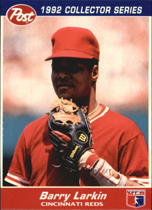 1992 Post #23 Barry Larkin