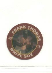 1992 Seven-Eleven Coins #16 Frank Thomas