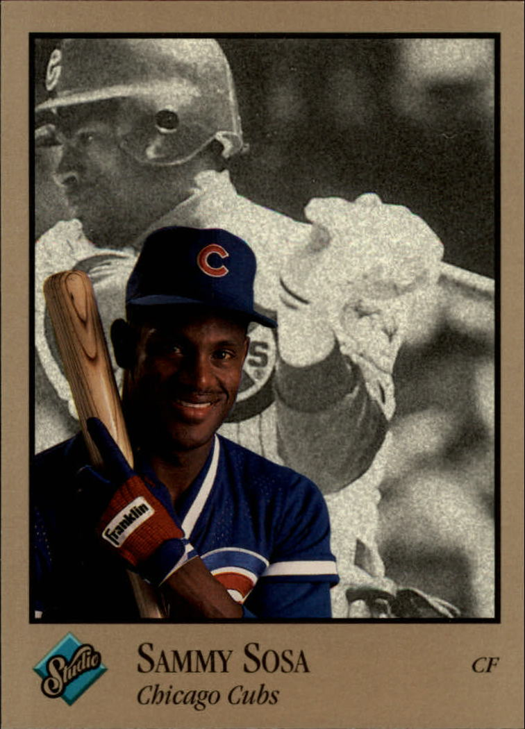 1992 Studio #20 Sammy Sosa