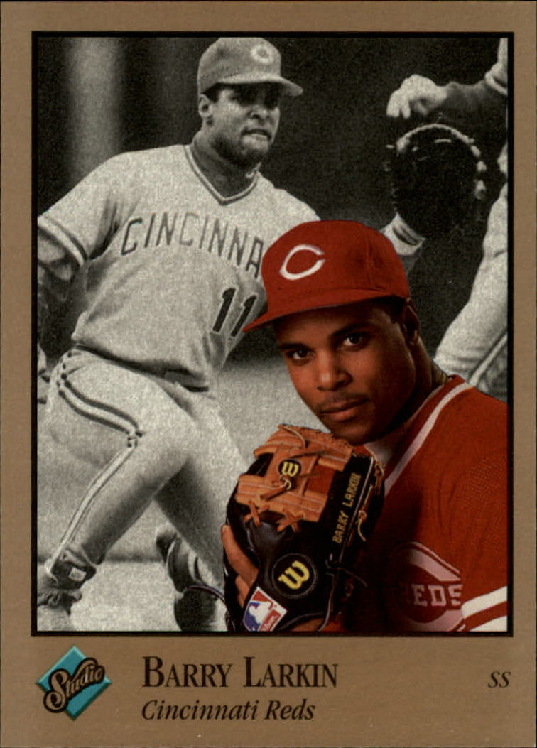 1992 Studio #23 Barry Larkin