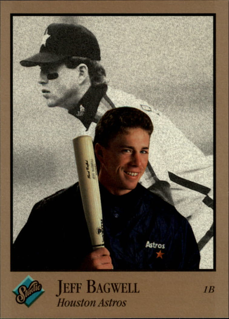 1992 Studio #31 Jeff Bagwell