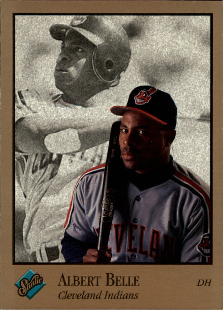1992 Studio #164 Albert Belle