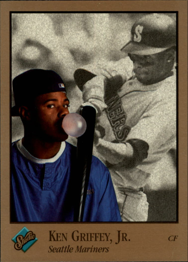 1992 Studio #232 Ken Griffey Jr.