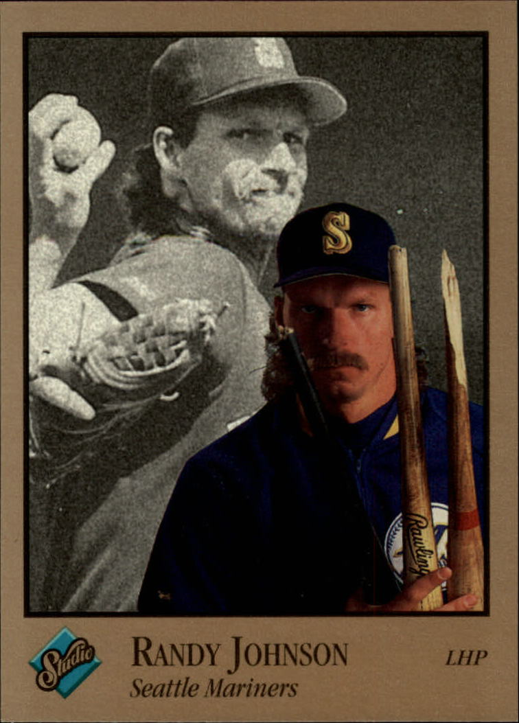 1992 Studio #234 Randy Johnson