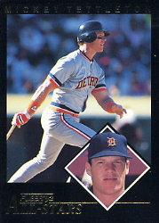1992 Fleer All-Stars #9 Mickey Tettleton