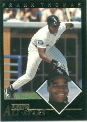 1992 Fleer All-Stars #11 Frank Thomas