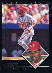 1992 Fleer All-Stars #16 Barry Larkin