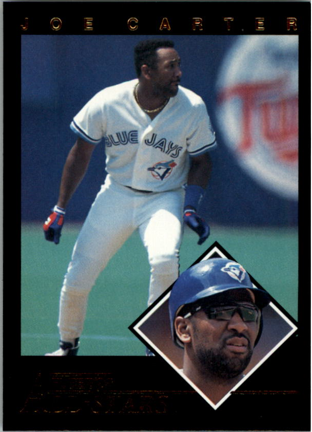 1992 Fleer All-Stars #21 Joe Carter
