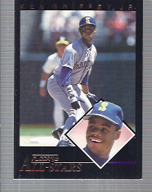 1992 Fleer All-Stars #23 Ken Griffey Jr.