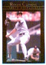 1992 Fleer Clemens #6 Roger Clemens/Break Through