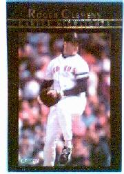 1992 Fleer Clemens #9 Roger Clemens/Heeee's Back