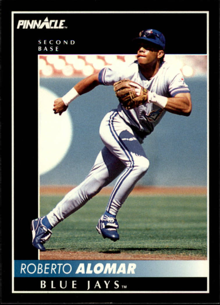 1992 Pinnacle #45 Roberto Alomar