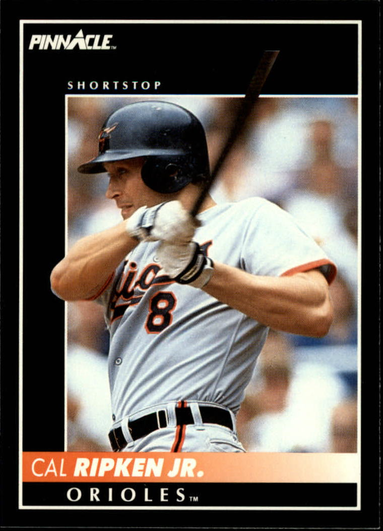 1992 Pinnacle #200 Cal Ripken