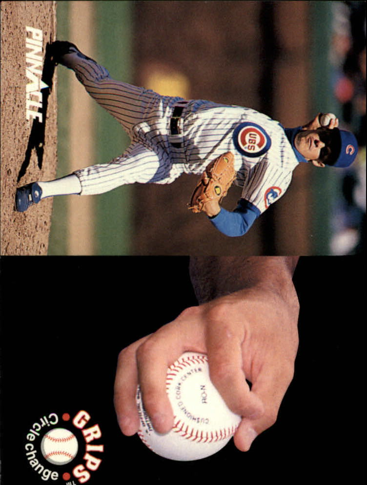 1992 Pinnacle #608 Greg Maddux GRIP