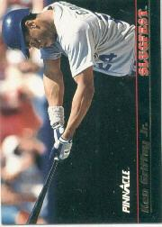 1992 Pinnacle Slugfest #7 Ken Griffey Jr.