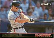 1992 Pinnacle Slugfest #14 Cal Ripken