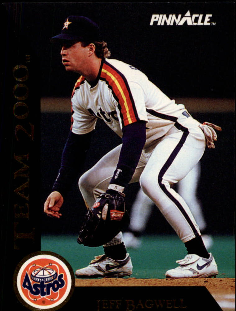 1992 Pinnacle Team 2000 #10 Jeff Bagwell