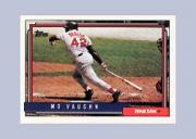 1992 Topps Micro #59 Mo Vaughn