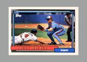 1992 Topps Micro #531 Larry Walker