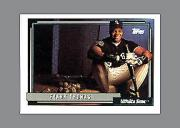 1992 Topps Micro #555 Frank Thomas