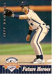 1992 Upper Deck FanFest #3 Jeff Bagwell