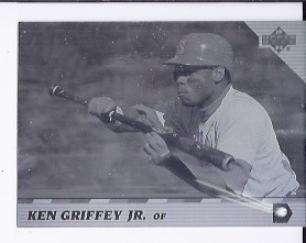 1992 Upper Deck Team MVP Holograms #22 Ken Griffey Jr.