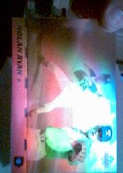 1992 Upper Deck Team MVP Holograms #45 Nolan Ryan