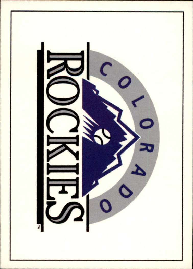 1992 Donruss Bonus Cards #BC7 Colorado Rockies