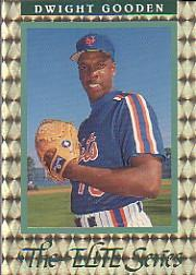 1992 Donruss Elite #12 Dwight Gooden