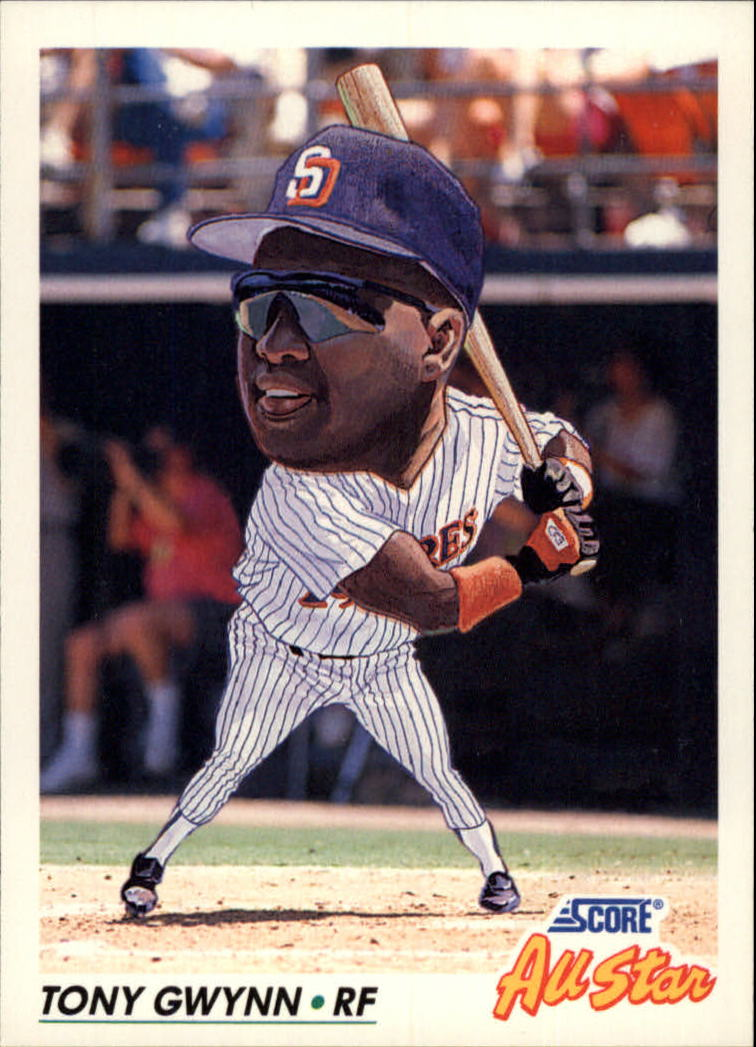 1992 Score #779 Tony Gwynn AS