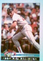 1992 Stadium Club Dome #18 Wade Boggs AS