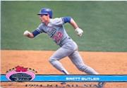 1992 Stadium Club Dome #23 Brett Butler