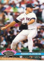 1992 Stadium Club Dome #29 Roger Clemens AS