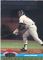 1992 Stadium Club Dome #32 Chili Davis