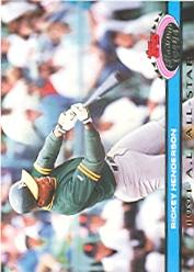 1992 Stadium Club Dome #83 Rickey Henderson AS